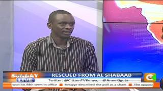Sunday Live: Rescued from Al-Shabaab