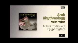 Arab Rhythmology / Mizan Project - Baladi traditional Egypt rhythm