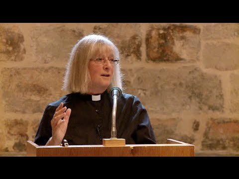 Struggling to be Holy with the Revd Canon Judy Hirst