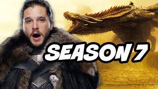 Game Of Thrones Season 7 Trailer - Huge Battles Behind The Scenes