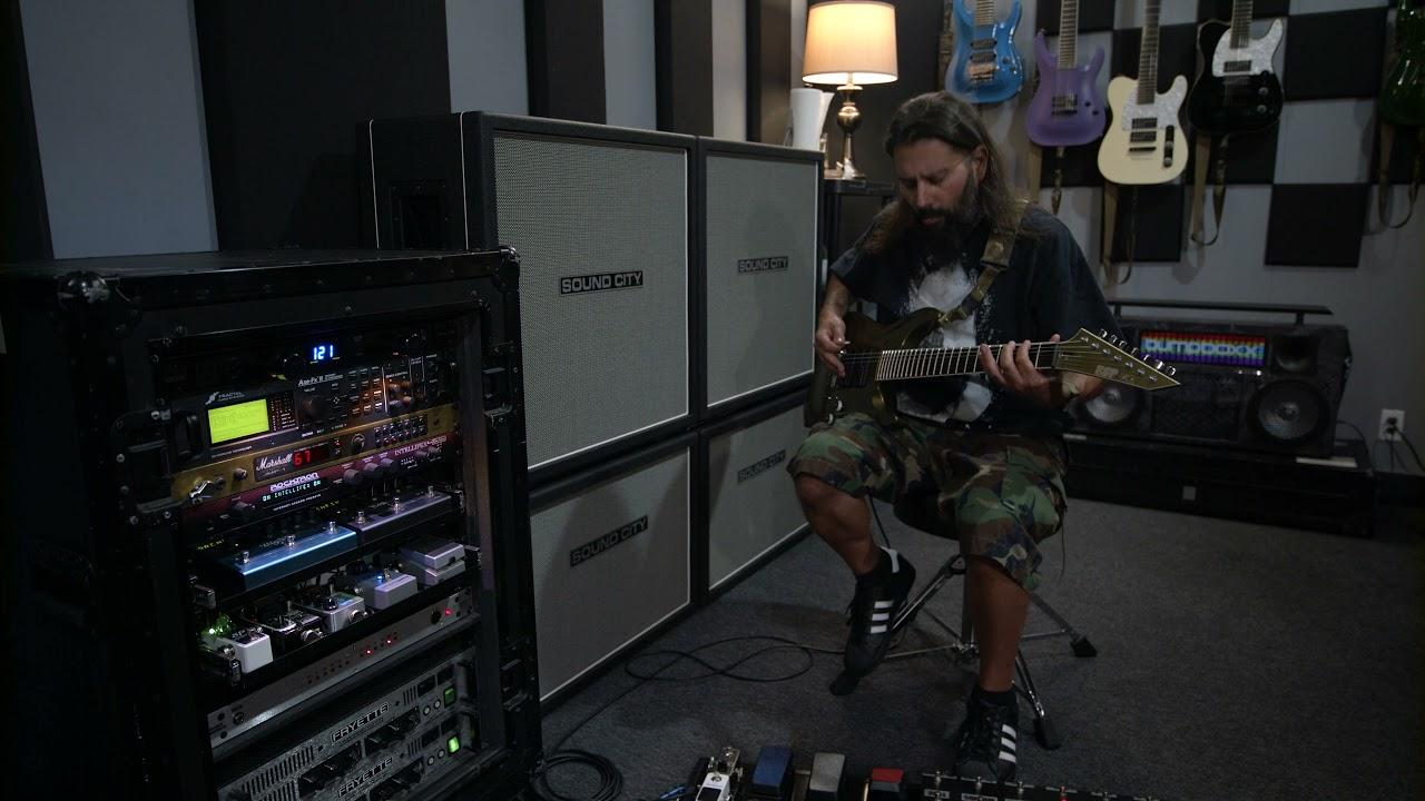 Deftones – Headup (Stephen Carpenter Play-Through)