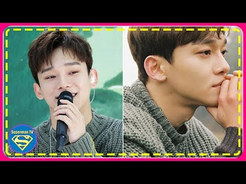 """EXO's Chen Reveals The Story Behind """"Beautiful Goodbye"""""""