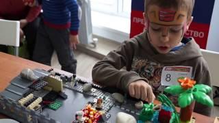 Лего-стоянка Homo Sapiens