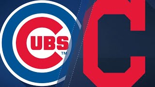 Schwarber, Happ power Cubs to 10-2 victory: 4/24/18