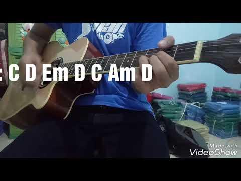 Belajar chord maafkan aku (cover dbagindas)