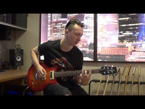 Slash – Anastasia, Guitar Cover – Студент Константин Панкратов