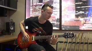 Slash - Anastasia, Guitar Cover - Студент Константин Панкратов