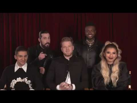 A Pentatonix Christmas Special - Bloopers! - YouTube