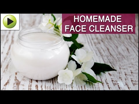 DIY Face Cleanser