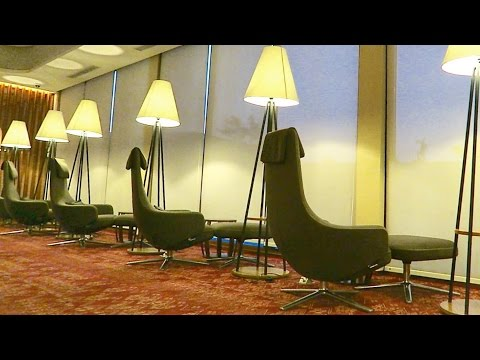 The Garuda Indonesia First Class Lounge at Jakarta/CGK | Lounge Visit [HD]