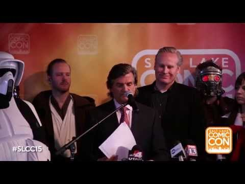 Salt Lake Comic Con Press Conference 2015 - FULL CUT (Offici