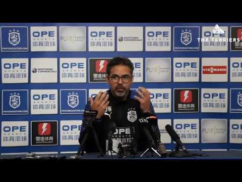 WATCH: David Wagner previews Liverpool FC