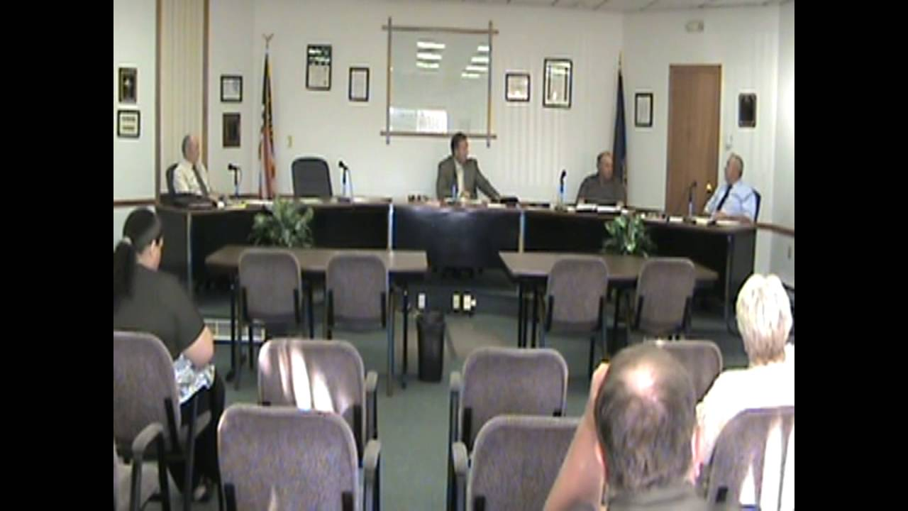 Rouses Point Village Board Meeting 6-6-16