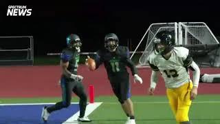 High school football: Henninger vs. Cicero-North Syracuse highlights
