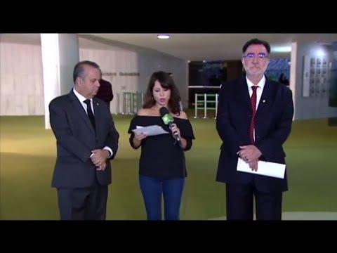 Vice-líderes falam sobre greve e reoneração - 30/05/2018