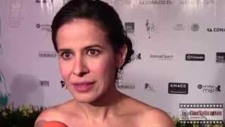 Ariel 2014 - Arcelia Ramirez entrevista