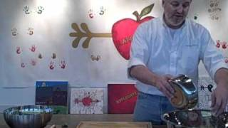 Cooking With Chris - Lemon Rosemary Turkey Breast Tossed Salad