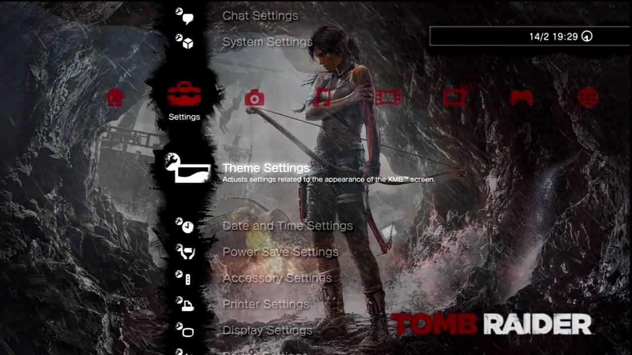Slideshow Themes – PS3 Themes