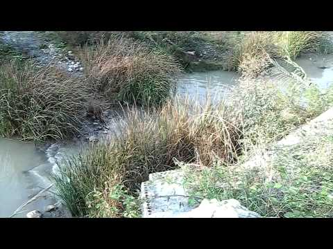 Tranquil stream at Alora, Spain 6dec2015