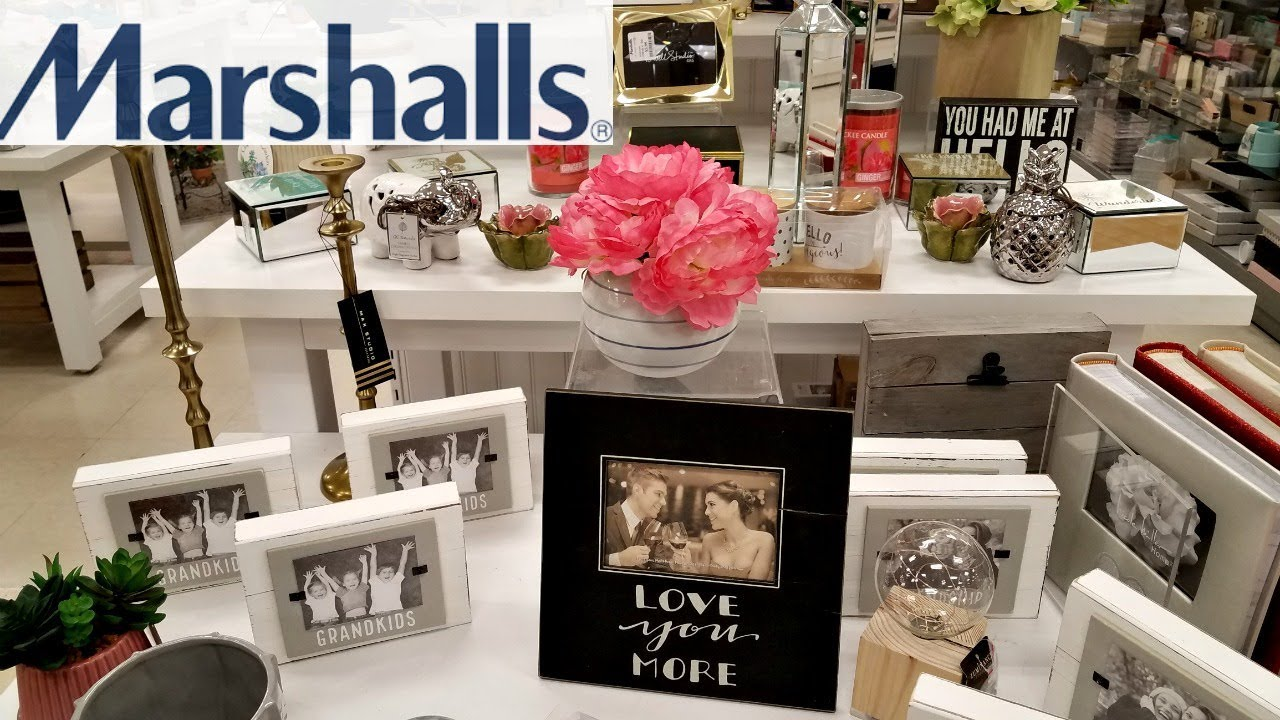 home decor store names shop with me marshalls name brand clothes home decor 11123