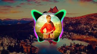 Billi akh _Sunanda Sharma (bass boosted)