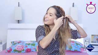 Video Reto peinado en 2 minutos ⏰💆 Nanny by Nosotras download MP3, 3GP, MP4, WEBM, AVI, FLV September 2017