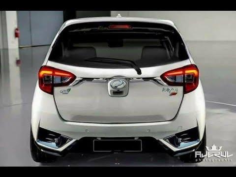 Perodua Myvi Baru Modified - Surat Rasmi R