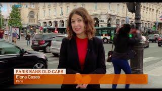 Money Talks: Paris bans old cars, Elena Casas reports