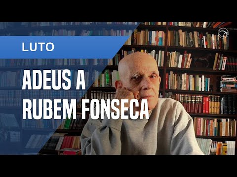 RUBEM FONSECA MORRE AOS 94 ANOS from YouTube · Duration:  39 seconds
