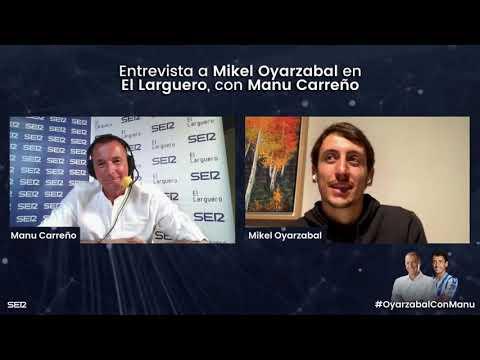 Entrevista a Mikel Oyarzabal en El Larguero [05/04/2021]