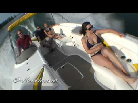 Hurricane SunDeck & FunDeck Deck Boats By Marine Connection Boat Sales