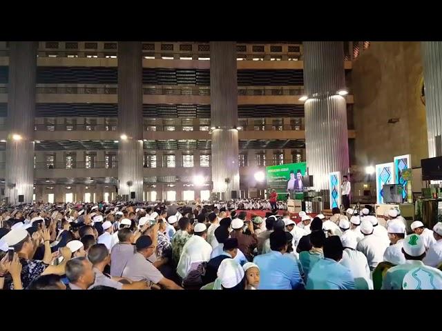 Ceramah Ustadz Abdul Somad di Masjid Istiqlal Jakarta | Part I
