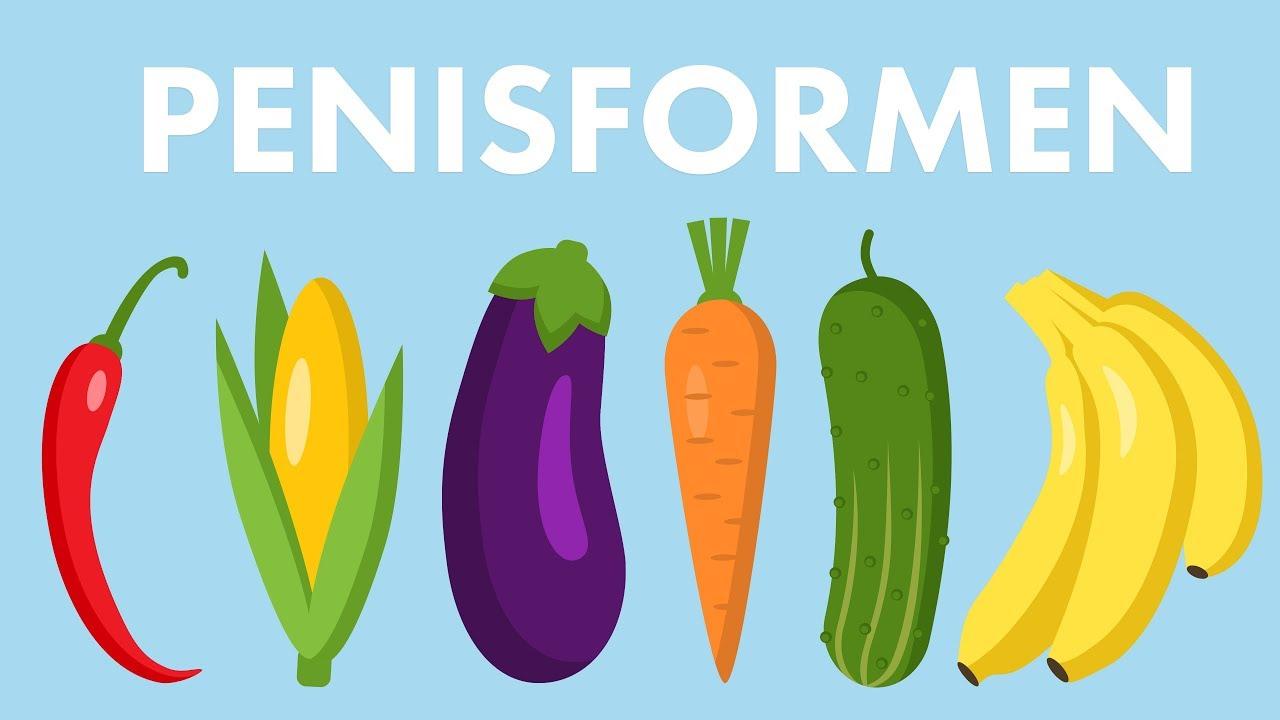 Penisformen