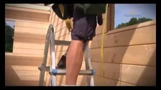 Строительство деревянного дома из клееного бруса(, 2012-06-11T08:51:18.000Z)