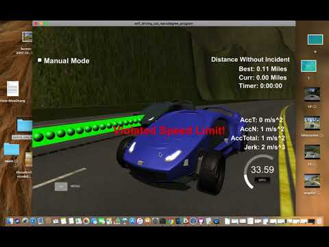 Happy and fun time in Udacity Self-Driving Car Engineer Nano degree