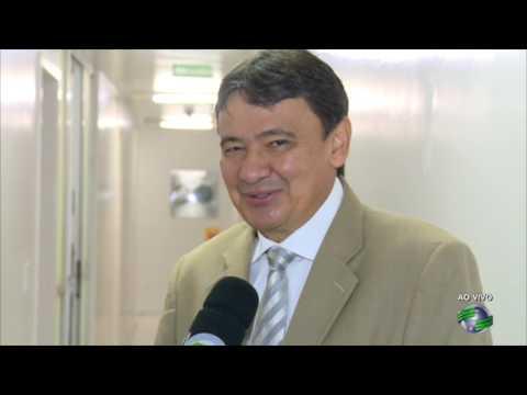 Acorda Piauí entrevista governador Wellington