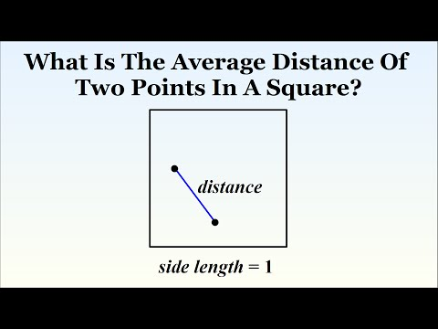 VERY HARD Puzzle: What Is The Distance...