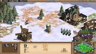 Age of Empires II Nasza mała armia