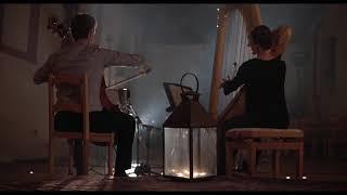 Elegie pour harpe et violoncelle L.M Tedeschi Duo Mélopée