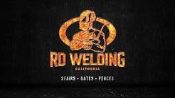 RD WELDING Logo Sting by Masterz Multimedia
