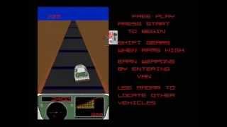 SPY HUNTER II (ARCADE / PS2)