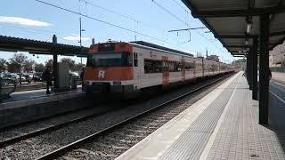 Barcelona RENFE Rodalies Trains Extravaganza 5 November 2017