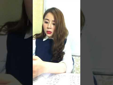 bai 6 : bạn ăn gì?  Học tiếng trung cấp tốc Jin - hotline 0936969963