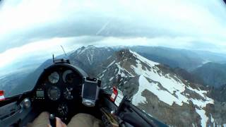 Gliding Y Mountain to Mount Timpanogos, Provo Utah
