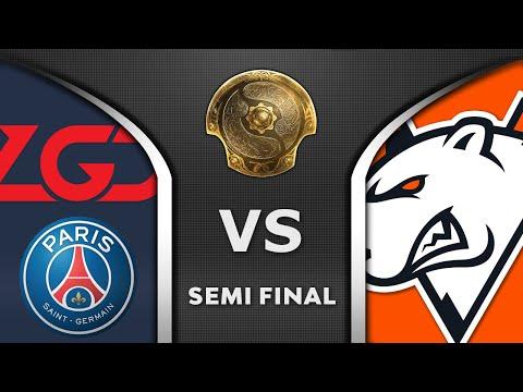 PSG LGD vs VP - TI10 SEMI FINAL - The International 2021 Dota 2 Highlights
