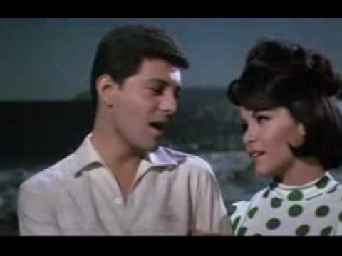 Annette Funicello & Frankie Avalon - Because You're You