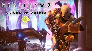 IT'S OUR DESTINY...2! | Curse of Osiris LIVE w/ The Warp Zone | PS4
