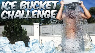 Ice Bucket Challenge - AlphaSniper97