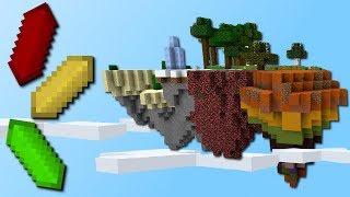 Insel mit einem Klick! (Terrain Crystals Mod) [Deutsch]