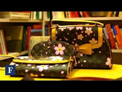 25e3eb9bcc0 Fakespotting 101: The Louis Vuitton Bag - YouTube